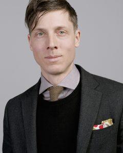 Toby Harper-Merrett